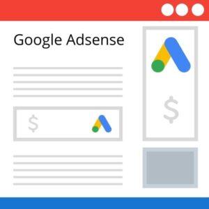google adsense set up