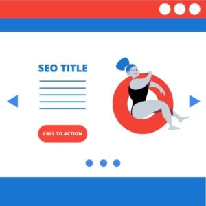 slide or banner design