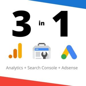 3 in 1 google tools