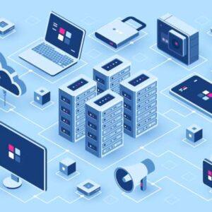 hosting+DOMAIN ICONS